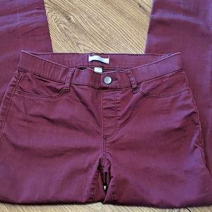 Lauren Conrad Skinny Pull-on Pant
